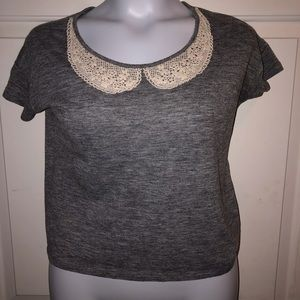 Anthropologie Tops - Pins and Needles Lace Color POP Over Top XS:55